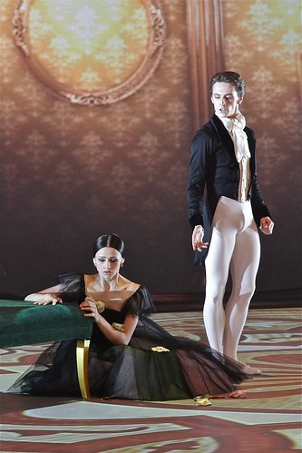 Kristina Shapran and Sergey Polunin (Stanislavski and Nemirovich-Danchenko Music Theatre)