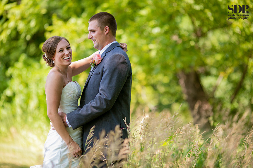 Ironwoods Park Overland Park wedding