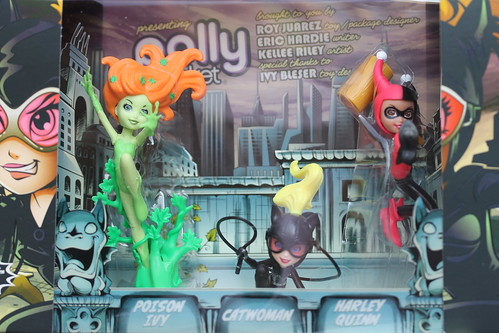 2012 SDCC Polly Pocket Exclusives