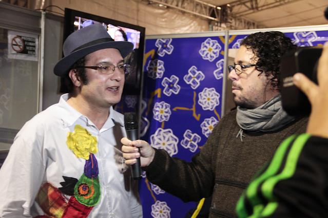 Herbert Lucena apresentou o disco novo, premiado recentemente. | Foto: Olívia leite
