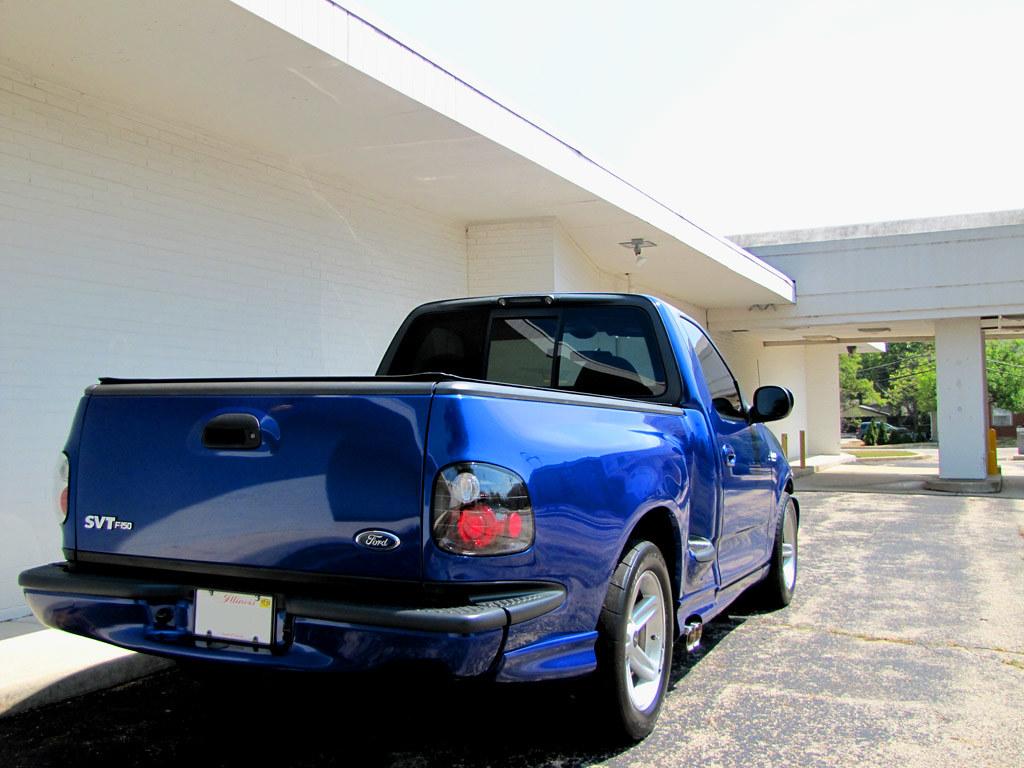 Ford Svt Lightning >> 2003 F150 SVT Lightning (Sonic Blue). Modded...... | SVTPerformance.com