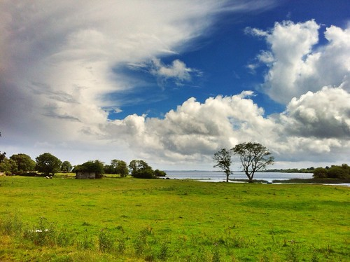 ireland irish lake nature landscape eire lakeshore athlone countyroscommon roscommon loughree beautifulireland rindoon