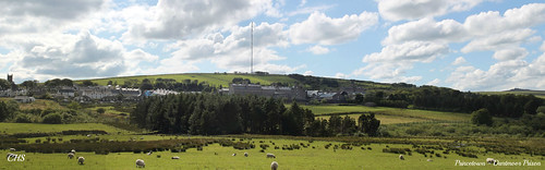 Princetown - Dartmoor Prison by Stocker Images