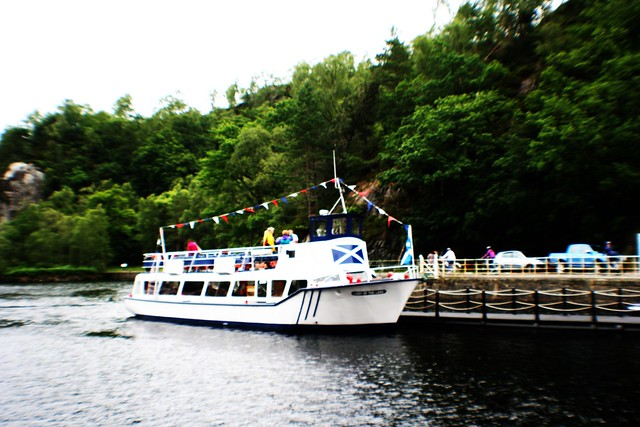 Lady of the Lake, Loch Katrine