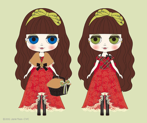 "Neo Blythe ""Red Delicious"" - 11th Anniversary Doll - Special Edition"