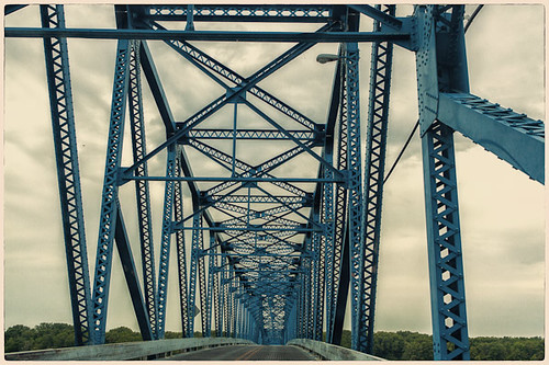 Savanna-Sabula Bridge III