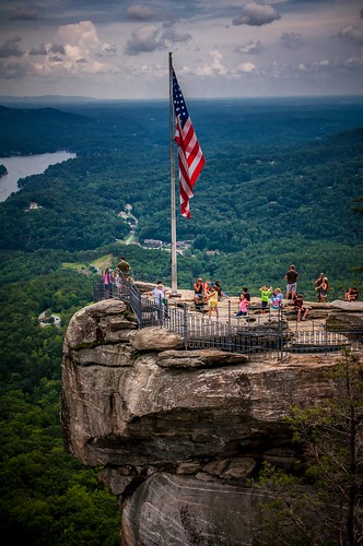 chimney rock, nc by DigiDreamGrafix.com