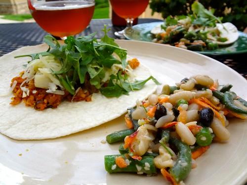 2012.07_bean salad