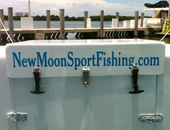 New Moon Sportfishing Boat