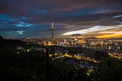 Sunset 虎山夕陽