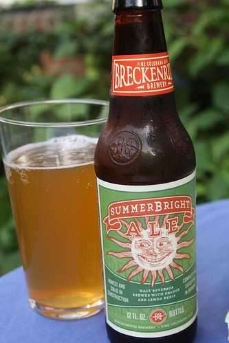 Breckenridge Brewery Summer Bright Ale