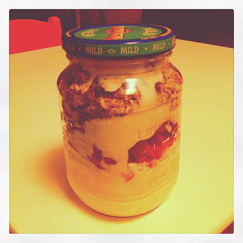 Jar of Parfait