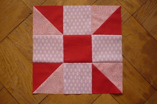 Block 6 - Beginner's Quilt Along