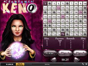 Fortune Keno