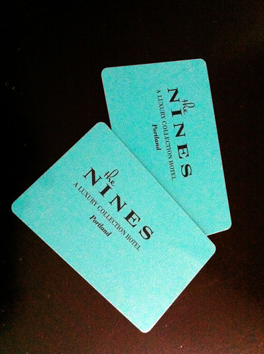 The Nines - Room Cards