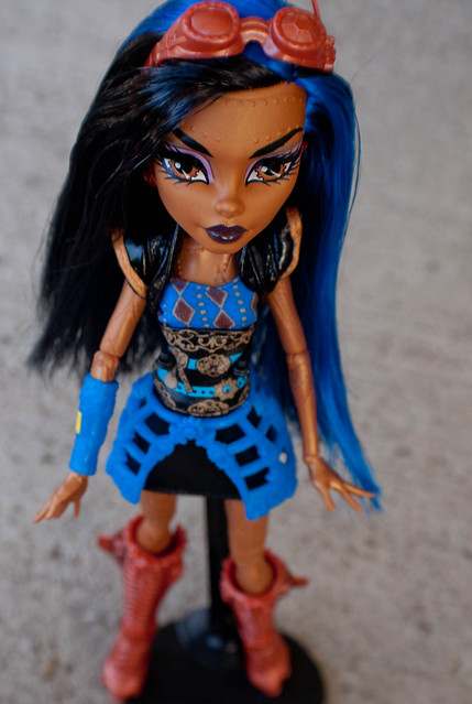 Photo - Monster high robecca steam ...