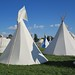 Tipis at WOMAD