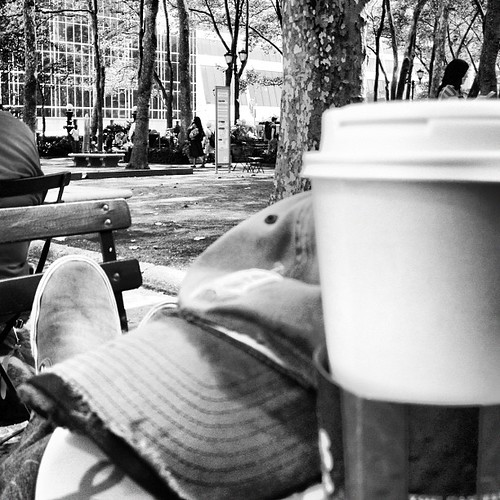 Heaven. (at Bryant Park)