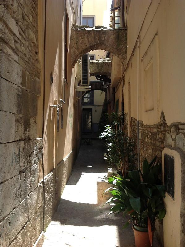 centro storico di Benevento