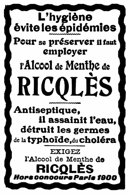Alcool de menthe ricql s flickr photo sharing for Alcool de menthe fait maison