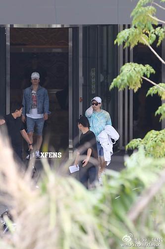 BIGBANG Arrival Nanning (8)