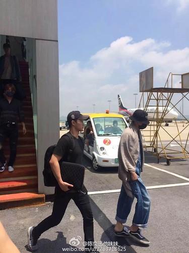 BIGBANG Arrival Nanning (30)