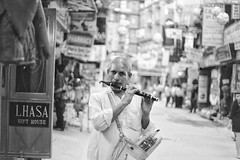 The Pied Piper of Thamel