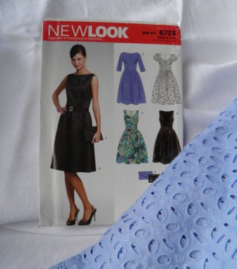 New Look dress pattern 6723