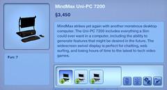 MindMax Uni-PC 7200