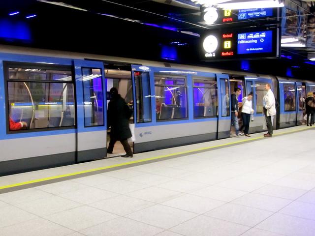 Munich's public transit