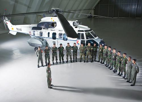 Skadron Udara 45 Lanud Halim Perdanakusuma