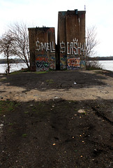 Abandoned Coal Pier 12