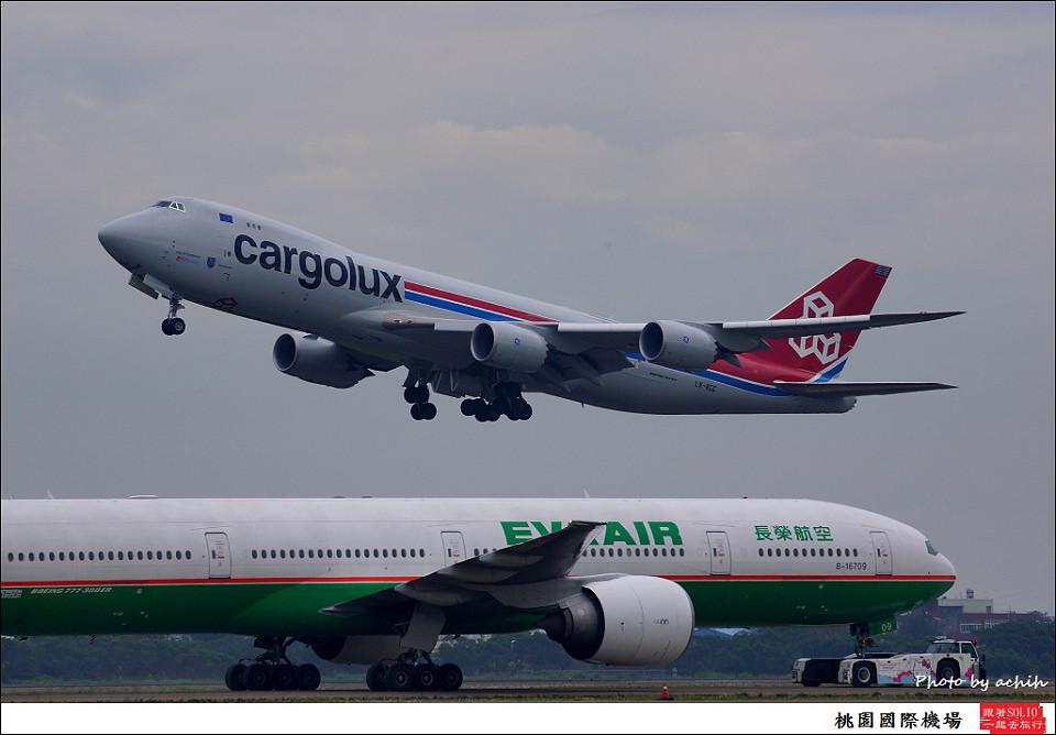 Cargolux LX-VCC貨機003