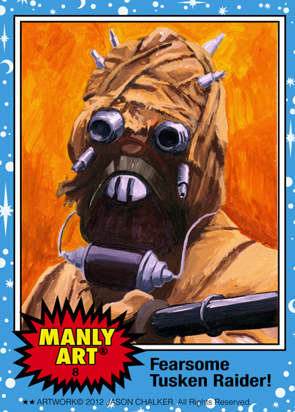 May the Fourth Be With You Card #8
