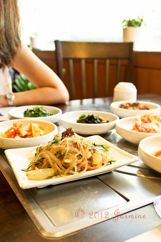 Korean Banchan (Side Dishes)
