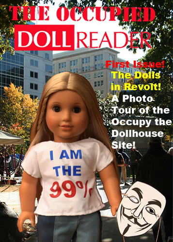 Front cover of The Occupied Doll Reader