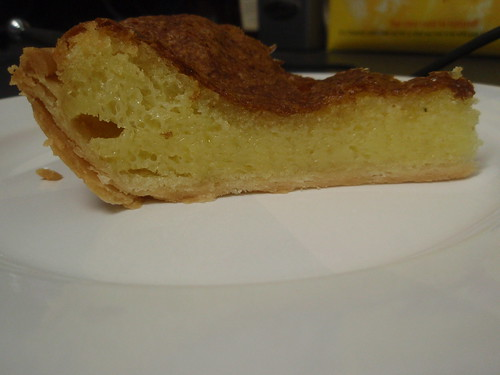 chess pie slice