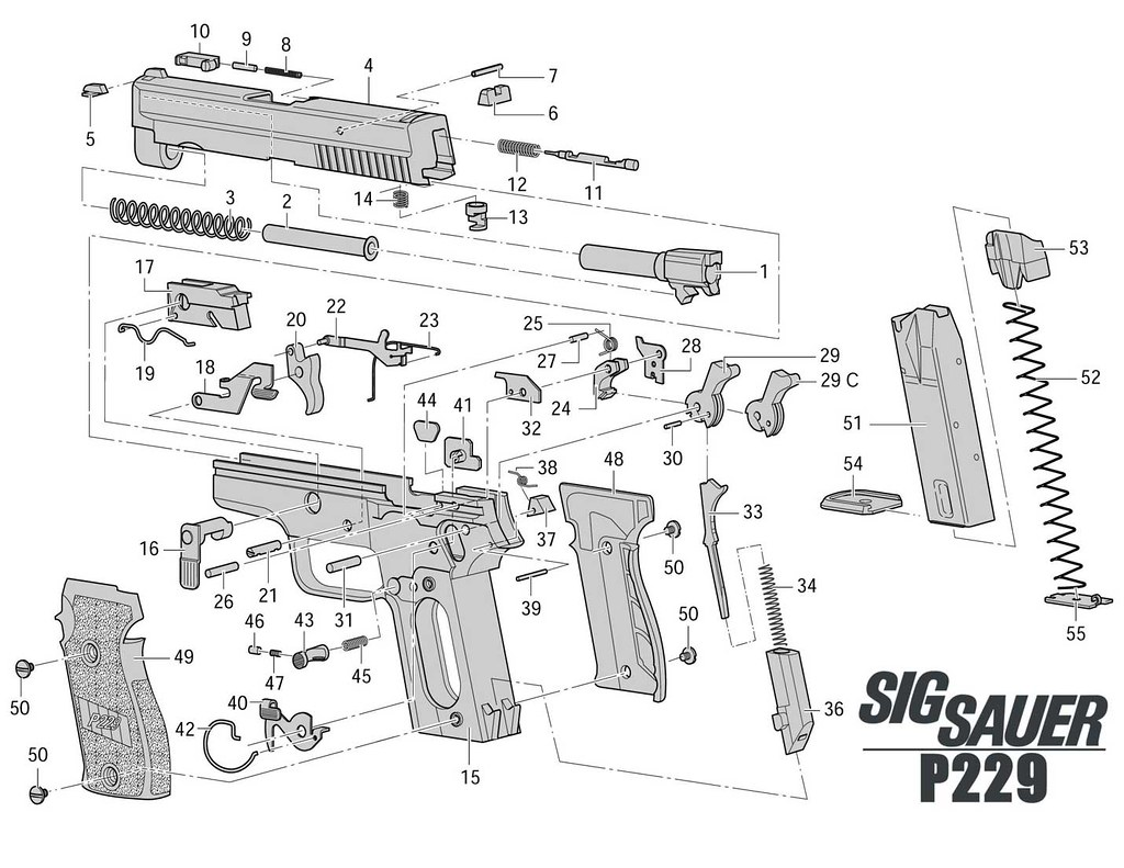 Sig Sauer 1911 Parts Diagram Electrical Wiring Diagrams Pistol Free Download Pictures Basic Circuit And Hub U2022 P229