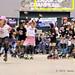 Cincinnati Junior Rollergirls Scrimmage, 2012-04-21