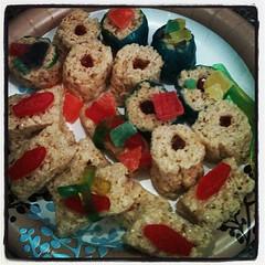 Sushi 4 dessert! #homeschool #kidsinthekitchen #food