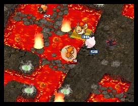 Battlefield Lava Camp