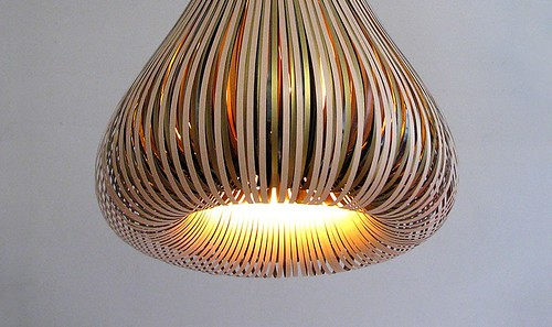 Paper Pendant Light
