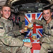 Soldiers Celebrate Queen's Diamond Jubilee in Afghanistan