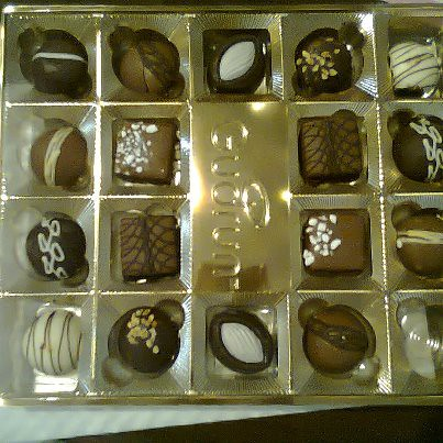 Gudrun chocolates <3