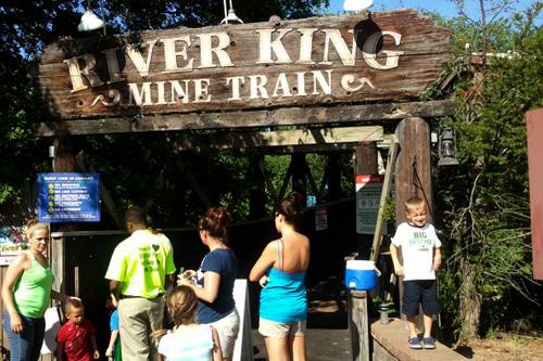 Mine-train