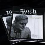 Math Horizons Magazine Cover