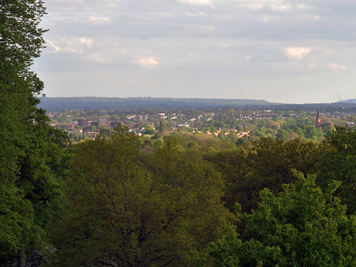 View from Richmond Park