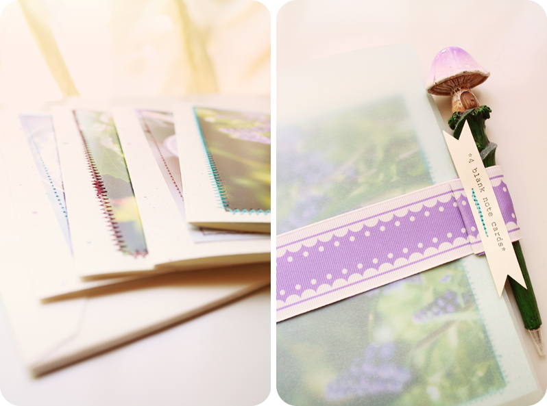 {blank note card sets}