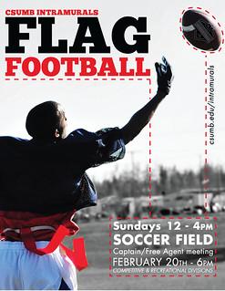 Intramural 2012 Flagfootball