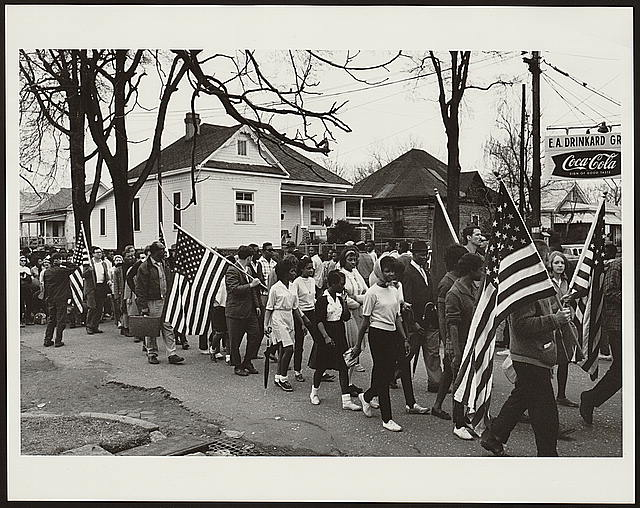 African american civil rights movement 1950s 1960s an album on
